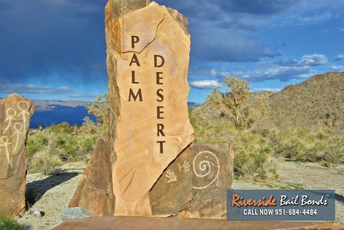Palm Desert Bail Bond Store