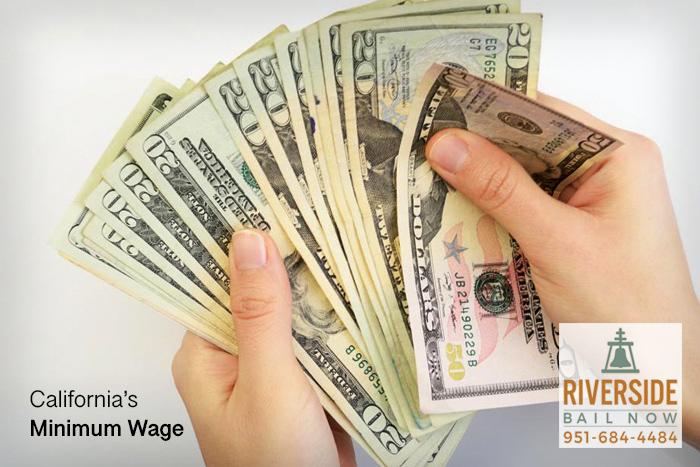 California's 2018 Minimum Wage